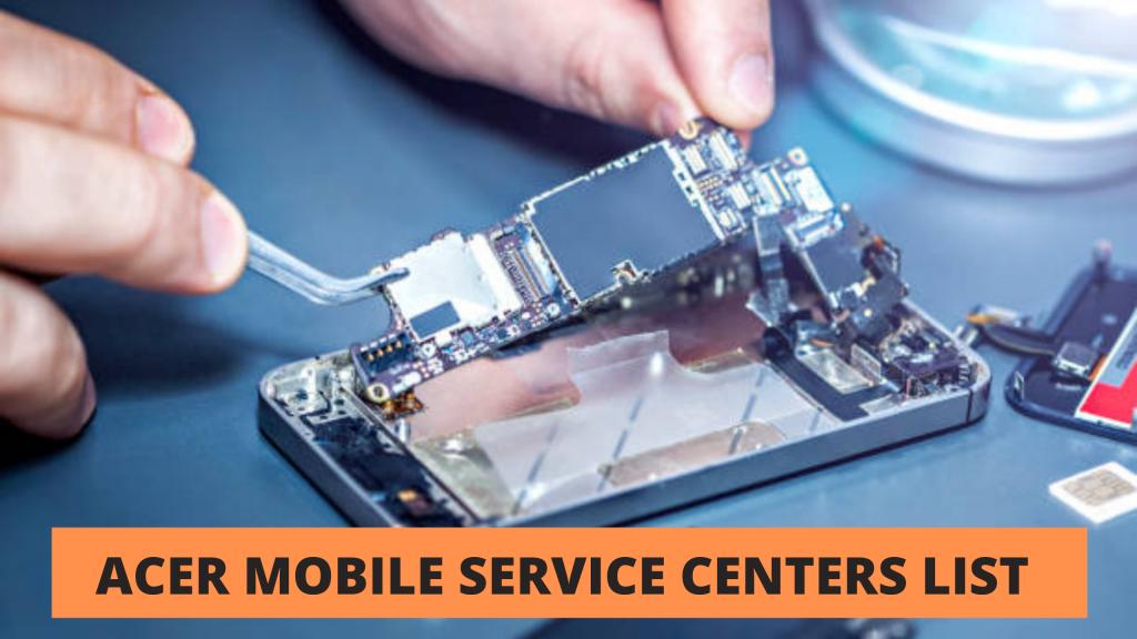 Authorized Acer Mobile Service Center in Kolkata