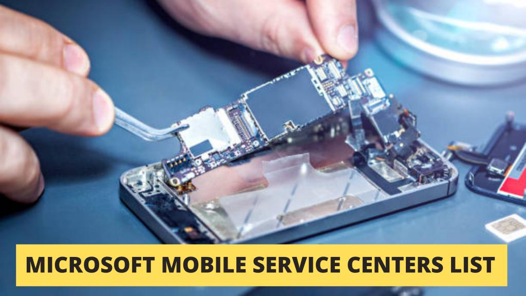 Authorized Microsoft Mobile Service Center in Kolkata