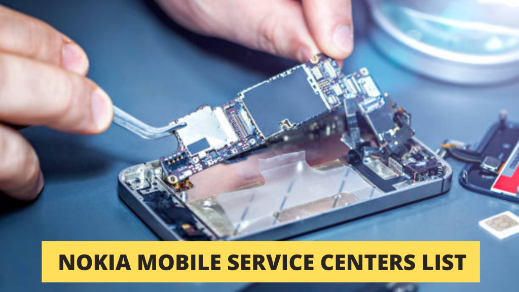 Authorized Nokia Mobile Service Center in Kolkata