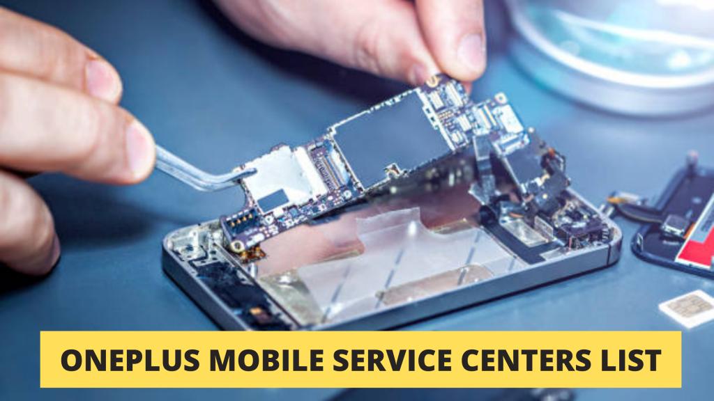 Authorized OnePlus Mobile Service Center in Kolkata